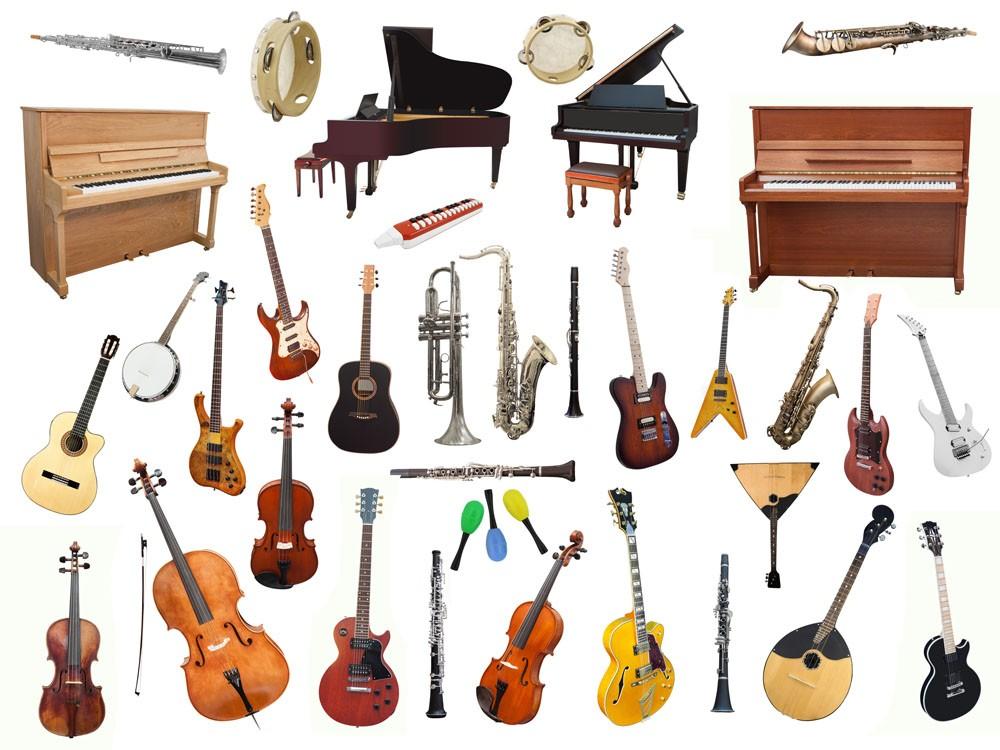 藝考樂器有哪些,西洋樂器種類展示
