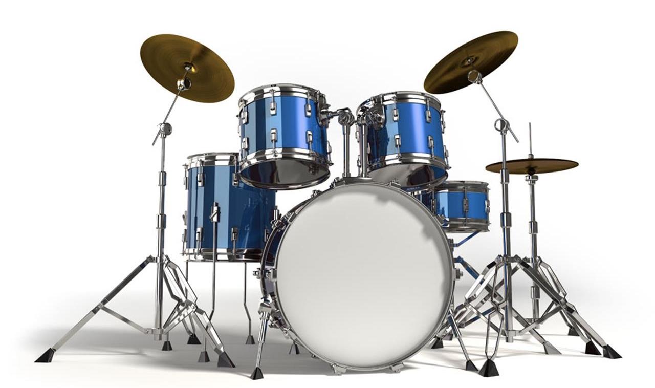 适合高中男生學的樂器,器樂表演,架子鼓