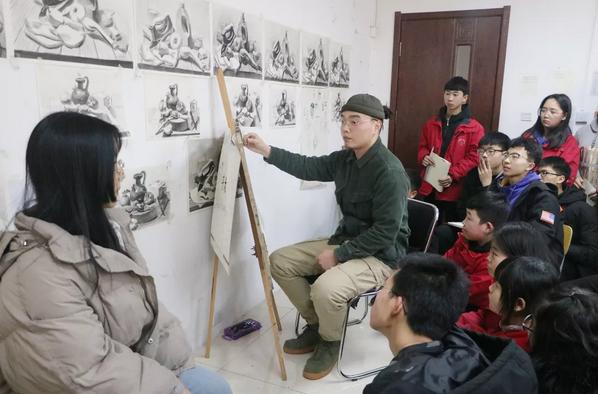 華唐藝術高中美術繪畫專業