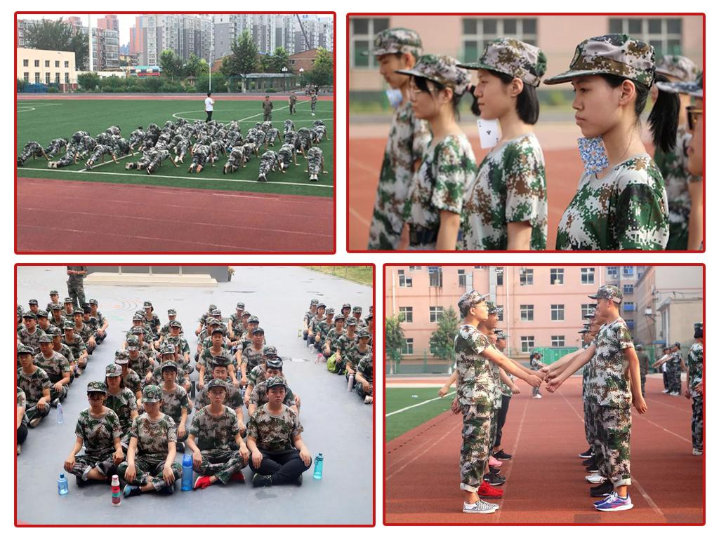 看華唐藝術高中軍訓成果怎麼樣