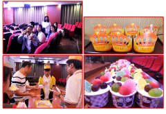 <b>365体育备用网址:華唐藝術高中,八月生日會,高二我們在路上</b>