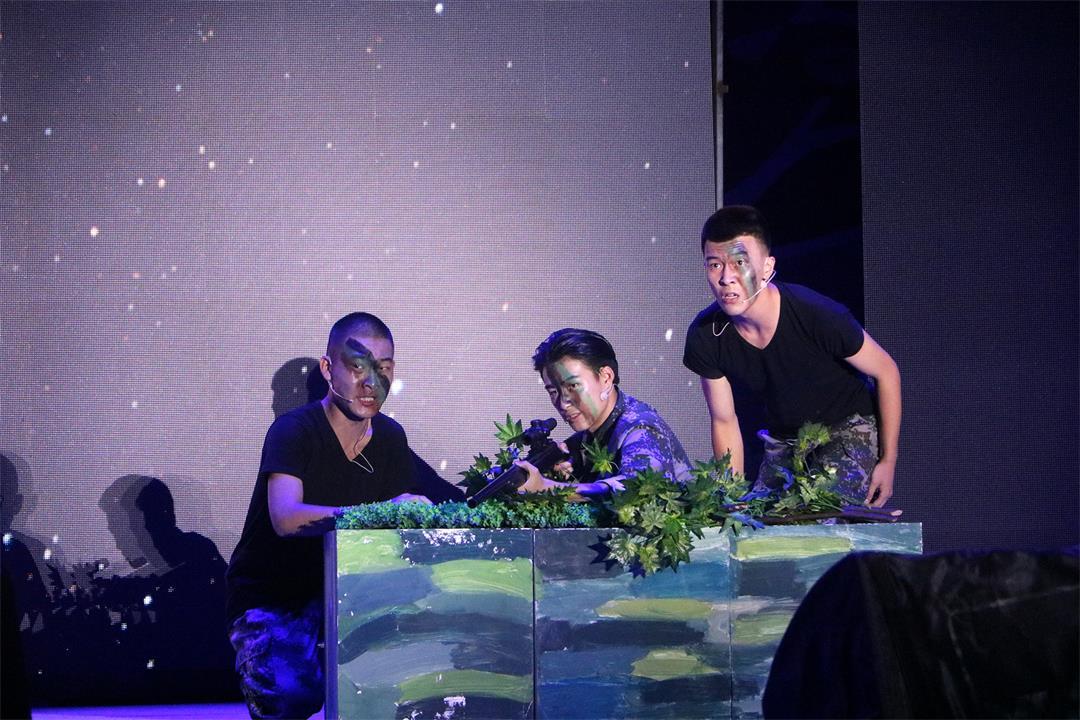 華唐藝術高中,戲劇表演專業