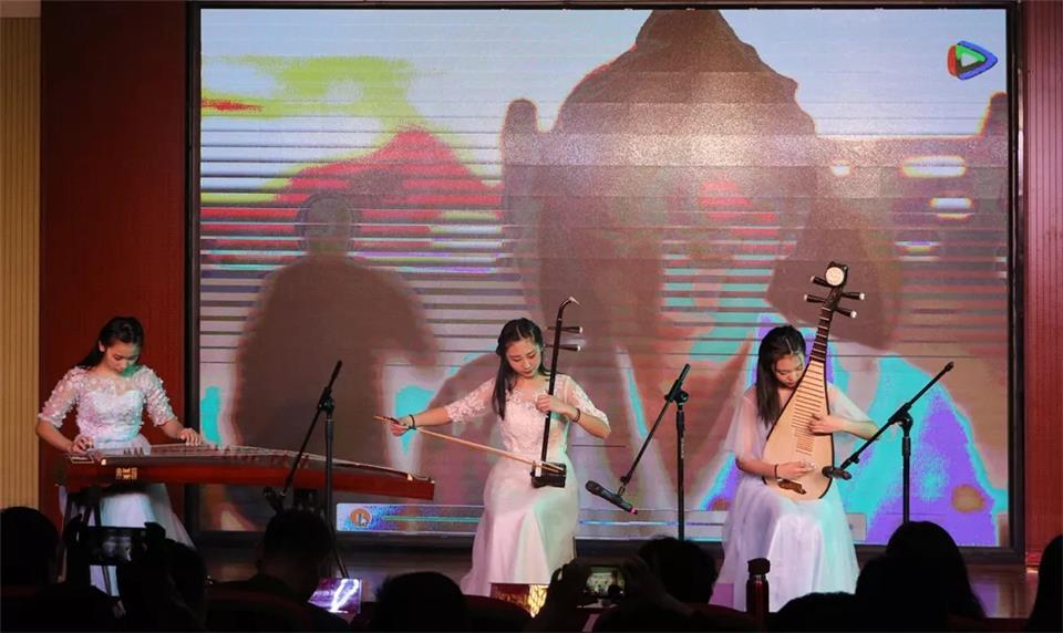 華唐藝術高中器樂表演專業