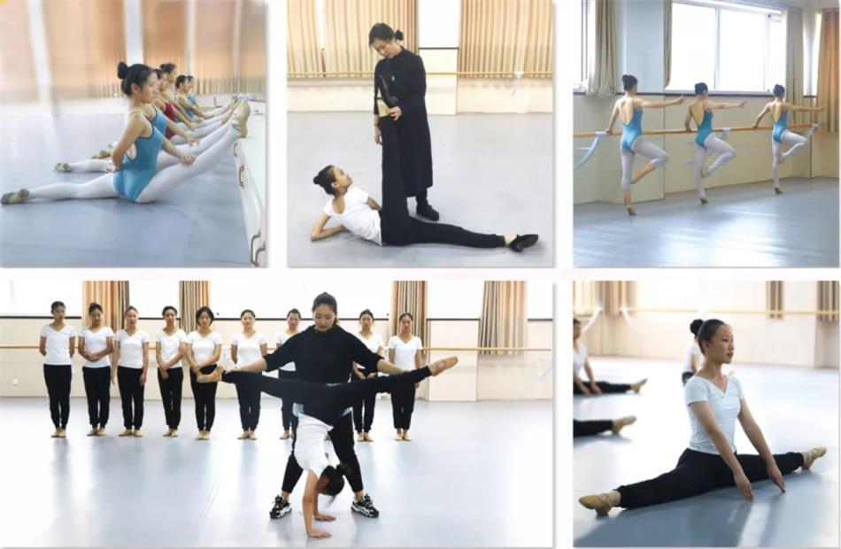 華唐高中舞蹈專業
