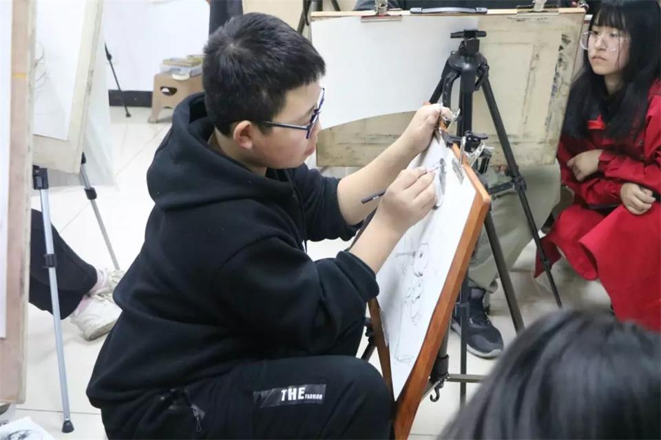 華唐高中美術專業