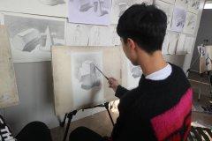 職業美術藝術高中怎樣參加高考?