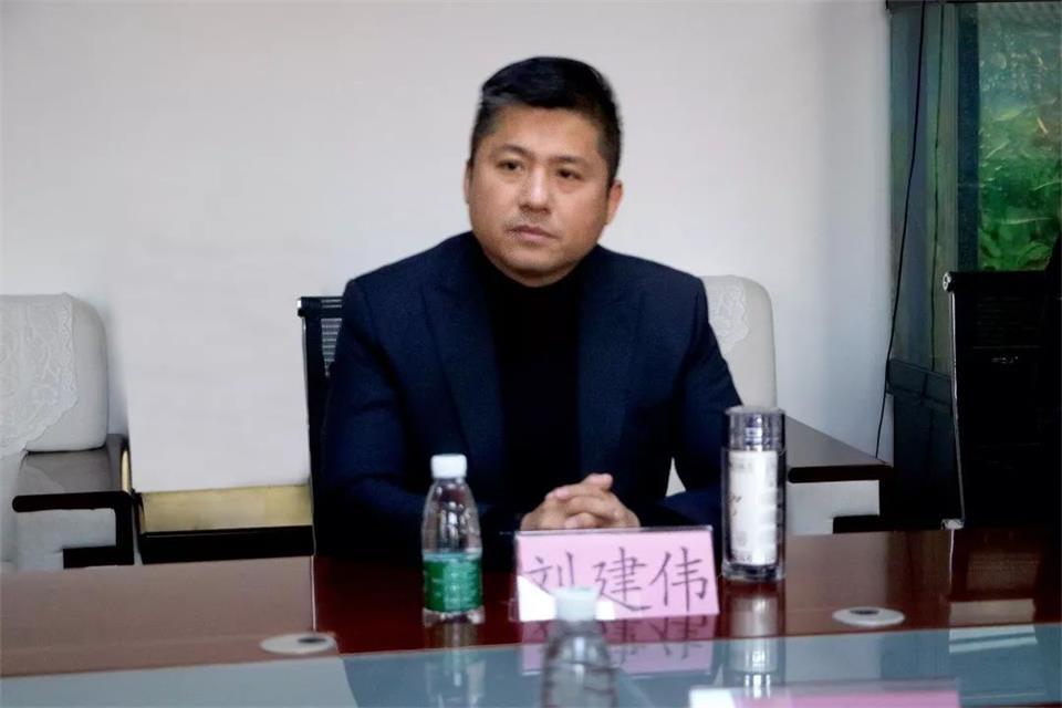 華唐藝術高中 董事長劉建偉