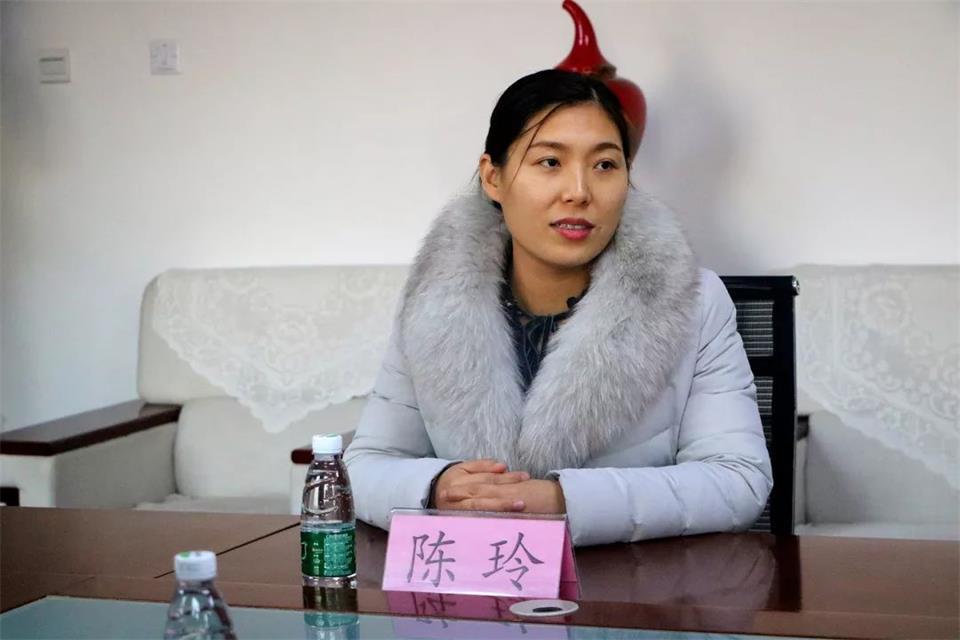 華唐藝術高中 教務處主任陳玲