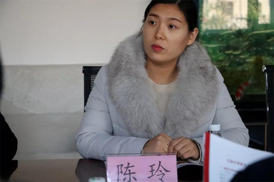 華唐藝術高中教務處主任陳玲