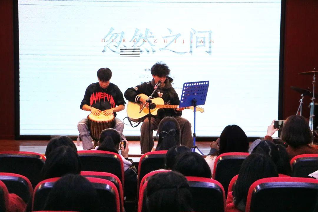 华唐艺术高中生日会