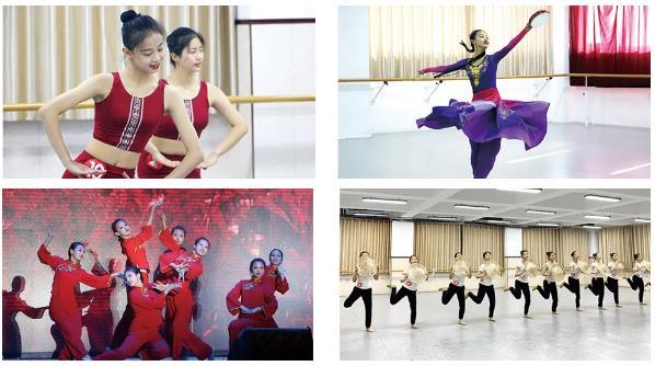 精英华唐艺术高中舞蹈专业